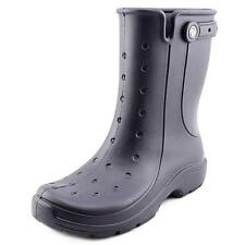 Crocs Reny II Rain Work Boot Men 10 Waterproof Med (D,M) Navy NIB Women 12