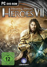 Might And Magic: Heroes VII (PC, 2015, DVD-Box)