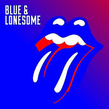The Rolling Stones ‎– Blue & Lonesome ( CD - Album )