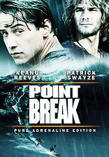 Point Break (DVD, 2006, Pure Adrenaline Edition)