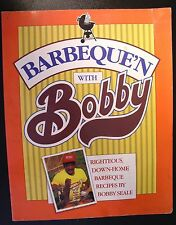 """Barbeque'n With Bobby Seale -Signed & Inscribed First Ed. """"Dismantle Apartheid!"""""""