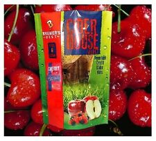 HARD CIDER KIT CHERRY APPLE CIDER HOUSE SELECT BREWERS BEST 5 or 6 GALLON KIT