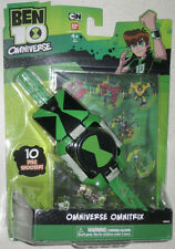 NEW! BEN 10 Omniverse Omnitrix Watch! in package ALIEN FORCE BANDAI MOC Ages  4+