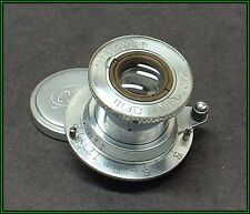 Pre-war Soviet Russian FED (Industar 10) 50mm f/3.5 Leica lens!!