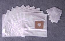 10 Sacchetto per aspirapolvere per Menalux 3502, Sacchetto per la polvere FILTRO SACCHETTI + 2 FILTRI