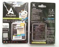 Batteria maggiorata originale ANDIDA 1300mAh x Nokia 7230, 7310 7310c Supernova