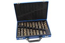 HSS Co Bohrer Satz 170-tg 1-10 mm Spiralbohrer Werkzeug Set Cobalt Metallbohrer