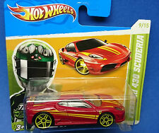 Hot wheels treasure hunt Ferrari 430 scuderia