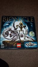 Bionicle Lego  Takanuva 8596 Brand New Boxed