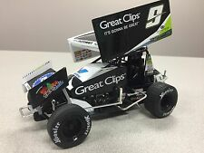 2015 DARYN PITTMAN GREAT CLIPS R&R OPEN WHEEL RACE SPRINT CAR 1:18 GMP DIECAST