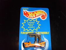 RARE HOT WHEELS FLINTMOBILE COLOR CHANGING MAIL IN PROMO FROM 1996 SEALED PROMO