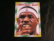 Lebron James 2002-03 HP 37/500 King James rc rookie St. Vincent Mary Irish 2002