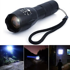 S2 LED 10W 1200 LM 500m 5 Modes Focus Strong Bright Light Lamp Torch Flashlight