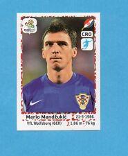 PANINI-EURO 2012-Figurina n.391- MANDZUKIC - CROAZIA -NEW