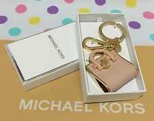 New Authentic Michael Kors Hamilton Charm Key Chain Fob  in Ballet  $48