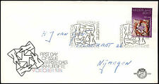 Netherlands 1974 UPU Centenary FDC First Day Cover #C27535