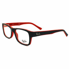 Ray-Ban Glasses Frames 5268 5180 Top Grey On Red 50mm