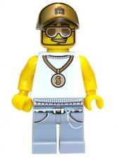 LEGO - Series 3 Minifigure - Rapper - Mini Figure / Minifig ONLY