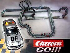 Carrera GO riesige 11,5m XL F1 Rennbahn Komplettset von XL-CAR-GO