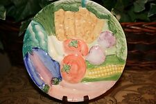 Fitz and Floyd 1986 vegetable plate