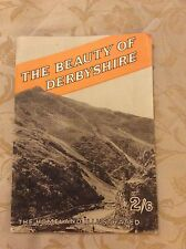 The beauty of Derbyshire: A collection of camer... - William George Morris - ...