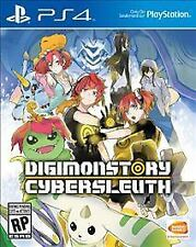 DIGIMON STORY CYBER SLEUTH PS4  GAME NEW