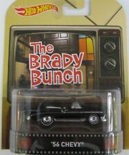 "`56 Chevrolet Bel Air Cabrio ""BRADY BUNCH""  *RR* Hot Wheels RETRO 1:64 NEU !"