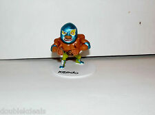 "KOODO MOBILE EL TABADOR MUCHAHCO CELL PHONE ACTION FIGURE WRESTLER 5"" + STAND #4"