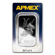 1 oz APMEX Palladium Ballerina Bar