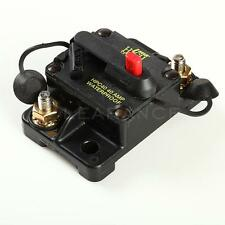 Car Auto Marine Inline Circuit Breaker 40 AMP Manual Reset Audio Fuse Holder