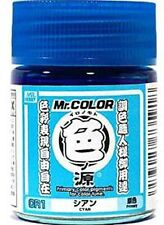 MR HOBBY Color CR1 Primary Pigment for Color Tune Cyan 18ml
