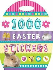 1000 Easter Stickers by Charlotte Stratford (2013, Paperback)