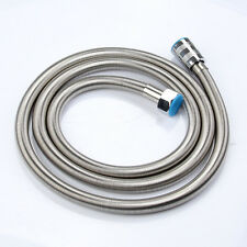 "58"" 1.5M Stainless Steel copper core Flexible Shower Hose Bathroom Pipe"