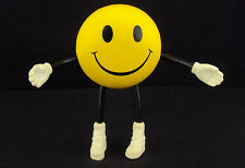 "Stress Relief Ball ~ ""Mr. Happy"" Smiley Face Squeeze Ball w/Adjustable Arms/Legs"