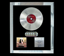 BRITNEY SPEARS BLACKOUT MULTI (GOLD) CD PLATINUM DISC FREE POSTAGE!!