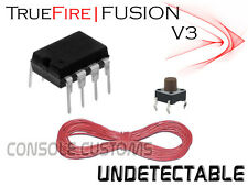 PS3 TrueFire FUSION V3.5 Rapid Fire Mod KIT Drop Shot/Quick Scope/Akimbo/Jitter