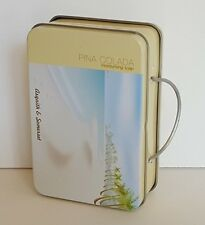Asquith & Somerset PINA COLADA Moisturizing Soap 10.5Oz KEEPSAKE TIN