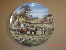 Wedgwood Limited Edition Collectors Plate SUMMER HAYMAKING From FOUR SEASONS