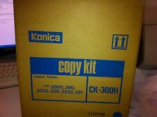 original Konica  CK-300H Copy Kit für U-BIX 2800 280 3032 320 3532 321 neu