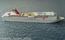 Carnival Cruise Ship FANTASY by CM 1:1250 Waterline Model