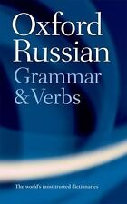 The Oxford Russian Grammar and Verbs by Terence Wade (2002, UK-Paperback)