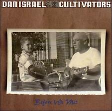 CD • Dan Israel & the Cultivators • Before We Met •