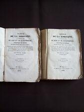 Notice de la Lorraine qui comprend les Duchés de Bar et de Luxembourg, l'élector