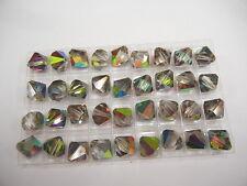 full box,36 swarovski vintage crystal beads,14mm vitrail medium #364(5301)