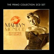 The Essential Recordings [Primo] by Marilyn Monroe (CD, Aug-2012, 2 Discs,...