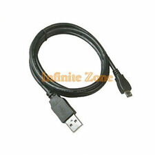Usb Cargador y datos Cable Sync Fit Huawei Ascend G6 Y330 Y530 G510 P6 W2 Y300 Mate