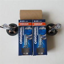 2 x OSRAM D2S Xenarc 66240 HID XENON HEADLAMP BULB *Royal Mail Signed Delivery