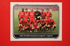 PANINI CHAMPIONS LEAGUE 2010/11 # 559 LIVERPOOL BLACK BACK MINT!