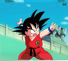 *SALE* Original Dragonball DRAGON BALL Toei Production Cel Chibi Son Goku