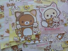 San-X Rilakkuma Cat Memo cute gift stationery paper bear journal kawaii girl